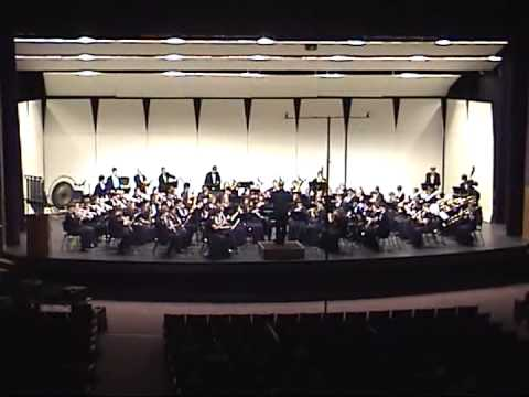 Old Comrades - Pioneer Symphony Band 2008-09