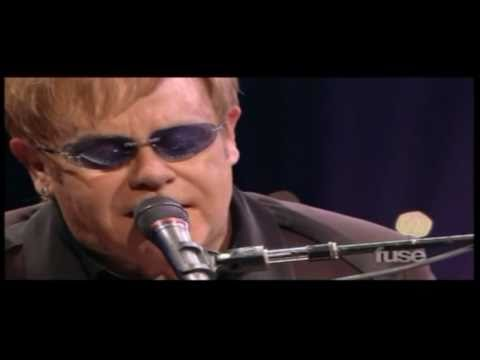 Elton John and Leon Russell - Never Too Old (To Hold Somebody) (LIVE) - Beacon Theatre, NYC