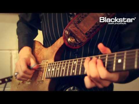 Oli Brown, blues virtuoso guitarist : Blackstar Artist Spotlight