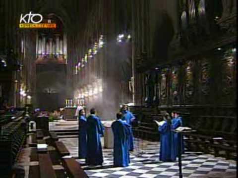 V�pres � Notre Dame - Cath�drale Notre-Dame de Paris - 25/12/08 [troisi�me section]