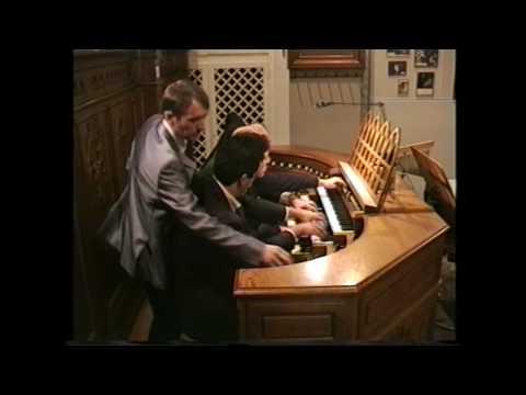 Improvisation-�-cinque anl��lich des 500. Orgelkonzertes in St.Joseph, Bonn-Beuel