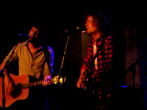 Corey Chisel, Brendan Benson and Ollabelle @ City Winery June 2010
