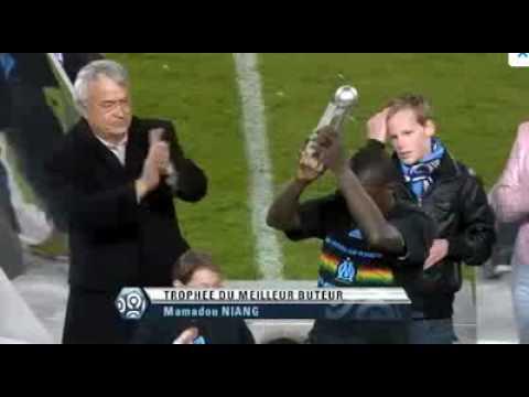 Olympique de Marseille champion 2010