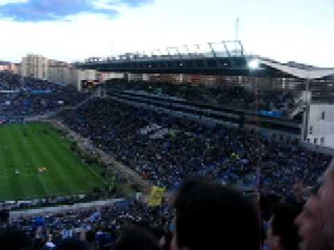 Olympique de Marseille - Stade Velodrome - Qui ne saute pas - OM - Newcastle