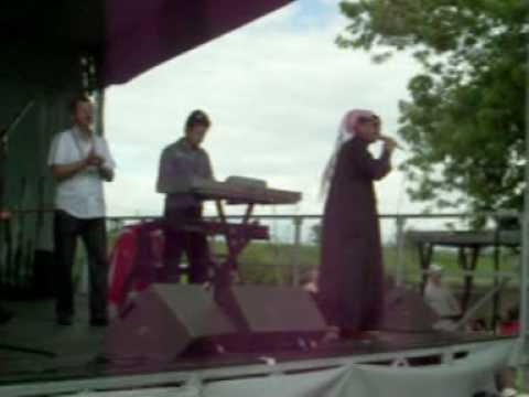 Omar Souleyman Live @ Villette Sonique Paris 31.05.2009 Part 1