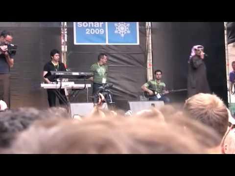 Sonar 2009: Omar Souleyman