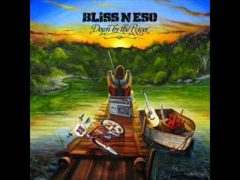 Bliss N Eso - Down By The River - with LYRICS! - off the NEW LP Running On Air!