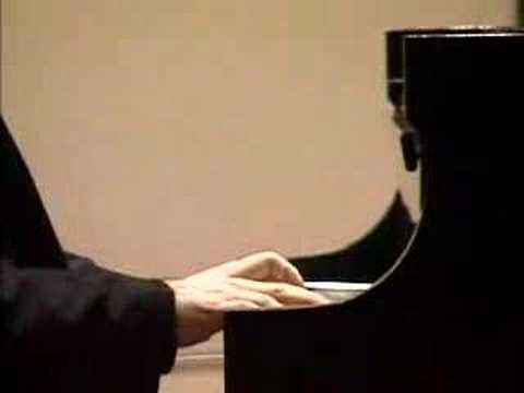 Grante plays Ravel - Gaspard de la nuit - Ondine