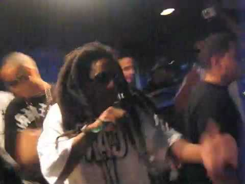 "CALAMITY CREW FT/ BREATHE LIFE "" performing THE REUNION live"""