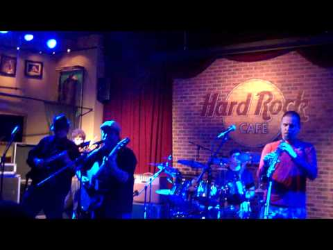 One Sweet Burgh - Satellite LIVE at Hard Rock Cafe Pittsburgh
