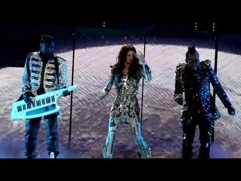 Black Eyed Peas - Meet Me Halfway - Birmingham