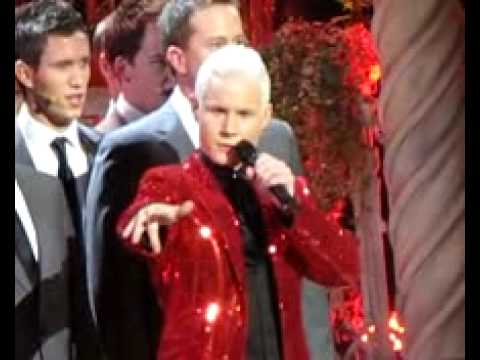 O Fortuna - Rhydian - Epic performance at Classical Brit Awards, Royal Albert Hall