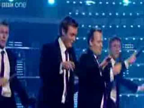 Only Men Aloud - Last Choir Standing Compilation