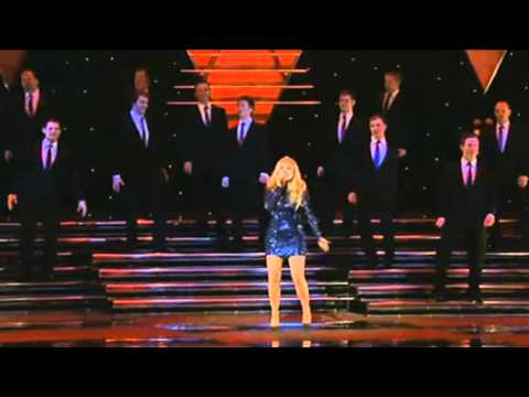 Kerry Ellis & Only Men Aloud - Somebody to Love