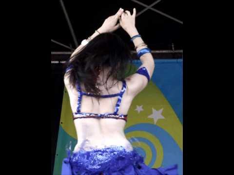 oojami belly dancer nottingham riverside festival