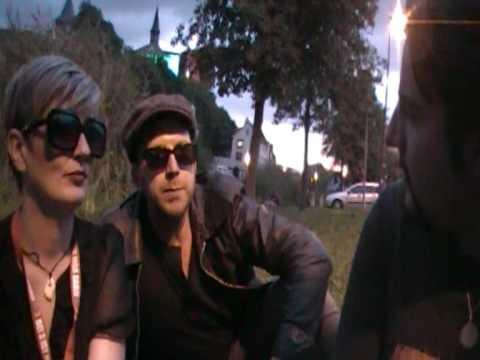 Exklusives Interview mit Klee auf dem Open Flair 2010