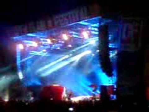 """Deichkind """"Remmi Demmi"""" LIVE@OPEN FLAIR 2009"""