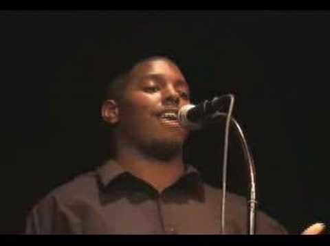 Busboy and Poets - Open Mic Night - Loren