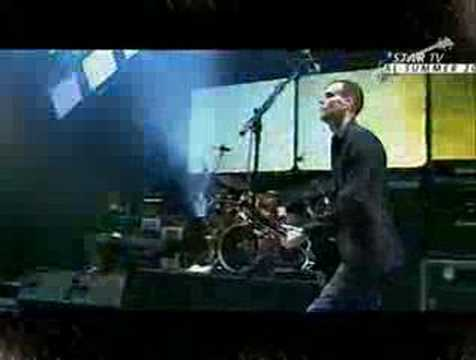 Placebo - Because I Want You Live @ Openair St.Gallen 2007