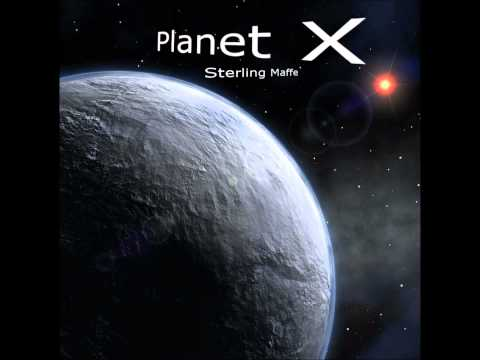 "X (Artist: Sterling Maffe - Album: ""Planet X"")"