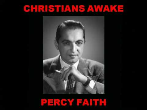 PERCY FAITH AND HIS ORCHESTRA ~?~ CHRISTMAS CAROL ~?~ CHRISTIANS AWAKE SALUTE THE HAPPY MORN