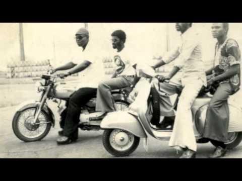 Orchestre Poly-Rythmo de Cotonou -- Minkou E So Non Moin