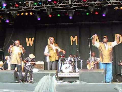 Orchestre Poly-Rythmo de Cotonou live at Womad 2010