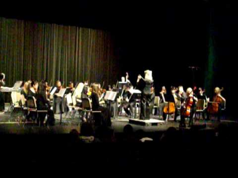 Sunrise Middle School Chamber Orchestra- Brandenburg Concerto No. 3