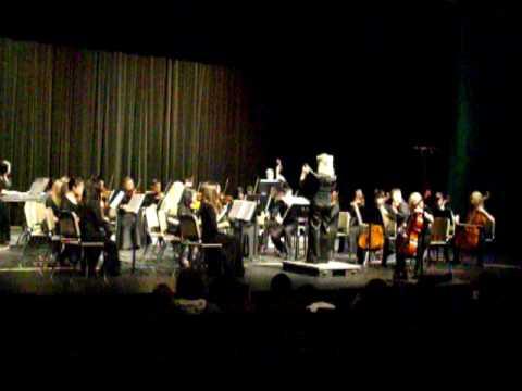 Sunrise Middle School Chamber Orchestra- Brandenburg Concerto No. 3