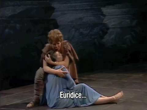 `Orfeo ed Euridice` 10/12: `Che farò senza Euridice?` JANET BAKER [w/ Eng. Subtitles]
