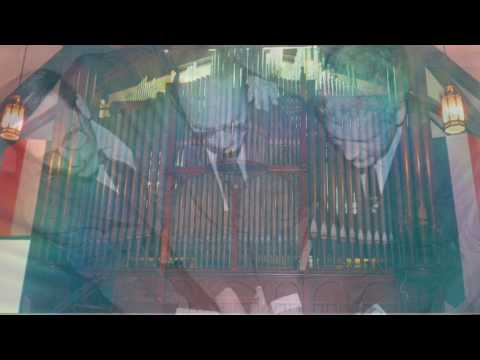 Stratosuono -- Four organists playing one organ by Dennis Janzer