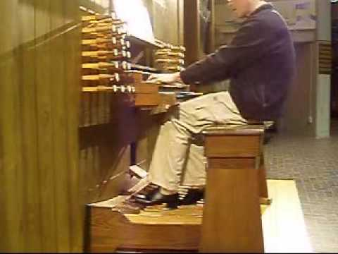 This is the Feast of Victory - Festival Canticle - Pipe Organ
