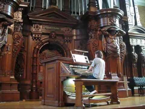 ME Bossi Scherzo in sol minore per Organo Op. 49 No. 2