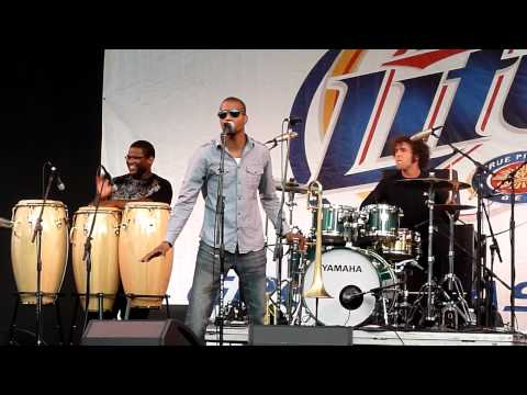 On Your Way Down-Trombone Shorty And Orleans Avenue Live in Portland