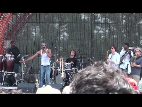 Trombone Shorty & Orleans Avenue - Something Beautiful - Bonnaroo `10