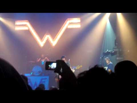 Weezer - Only In Dreams - 12.15.10 Boston