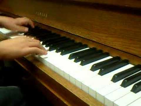 Offenbach Cancan on Piano