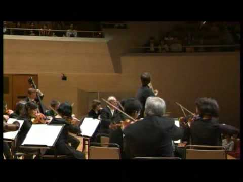 Joshua Bell plays Beethoven (2/5)