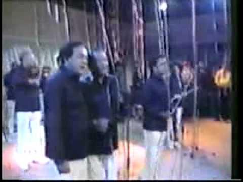 """Rene Lorente con la Orquesta Aragon, """"Pare cochero"""""""