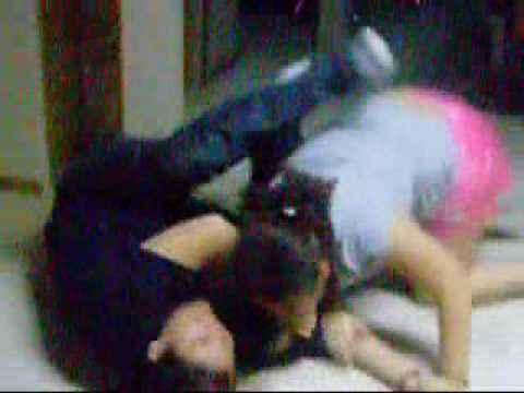cat fight video two girls fight one girl wins other loses