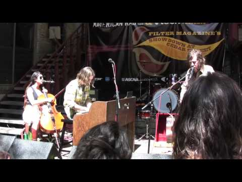 Other Lives - The Partisan (Leonard Cohen Cover), SXSW 2009