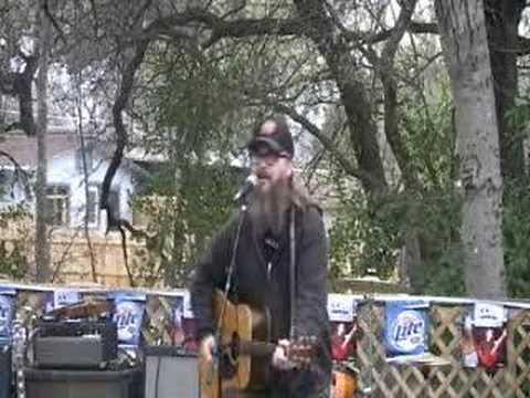 Otis Gibbs Live at Twangfest 2008