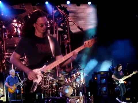 Rush--Caravan--Live @ Ottawa Bluesfest 2010-07-11