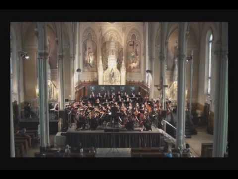 Mendelssohn Symphony No. 5, Op. 107 (Reformation) Mvt. 1 , Part 1