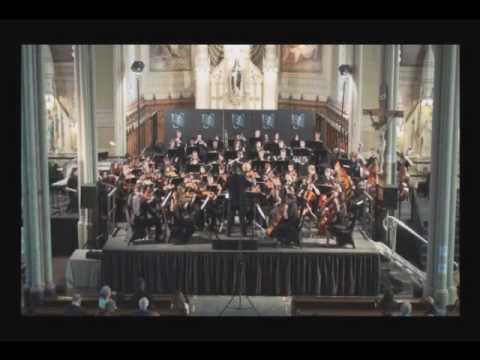 Mendelssohn Symphony No. 5, Op. 107 (Reformation) Mvt. 1 , Part 2