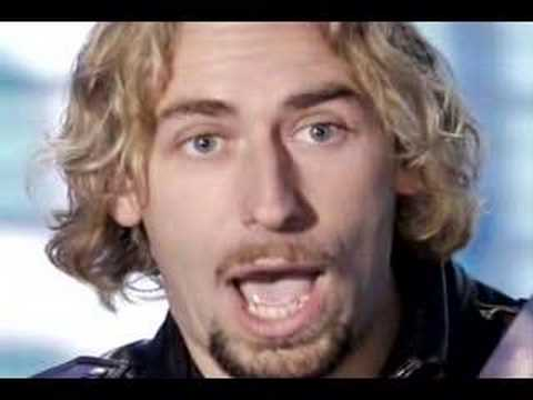 Chad Kroeger Shreds