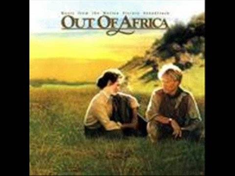 out of africa johan de meij