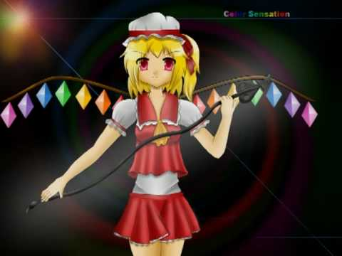 "Flandre Scarlet`s theme, ""UN Owen was her?"" Omega_remix_V2"