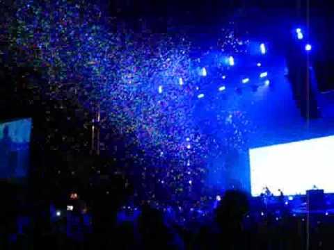 Coldplay Live at Nissan Pavillion