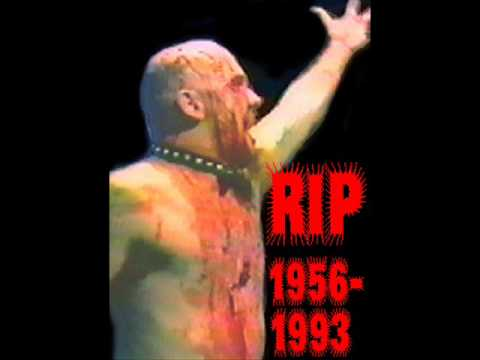 GG Allin - outlaw scumfuc